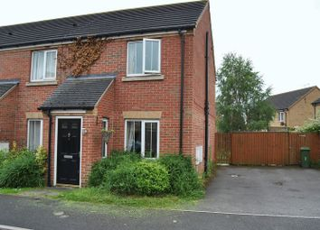 Thumbnail 2 bed terraced house for sale in Oakwell Close, Scunthorpe