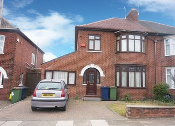 Thumbnail 3 bed semi-detached house for sale in Priory Grove, Redcar