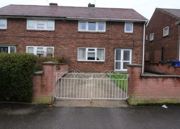Thumbnail 3 bed semi-detached house for sale in Roberts Avenue, Conisbrough, Doncaster