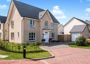Thumbnail 4 bed detached house for sale in Smeaton Drive, Bonnybridge, Stirlingshire
