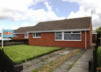 Thumbnail 2 bed bungalow for sale in Eleventh Avenue, Morpeth