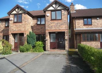 Thumbnail 3 bedroom semi-detached house to rent in Border Brook Lane, Worsley, Manchester