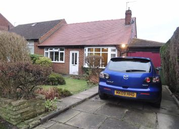 Thumbnail 2 bed semi-detached bungalow for sale in Ridge Road, Marple, Stockport
