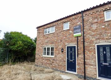 Thumbnail 2 bed property for sale in Main Street, Normanby-By-Spital, Lincolnshire