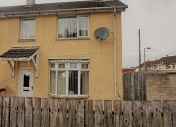 Thumbnail 3 bed end terrace house for sale in Liscloon Drive, Derry / Londonderry
