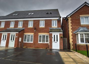 Thumbnail 3 bed property for sale in Oberon Way, Blyth