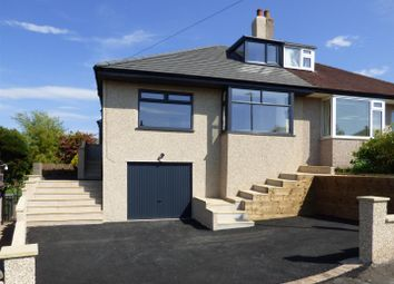 Thumbnail 4 bed semi-detached house for sale in Greenwood Avenue, Bolton Le Sands, Carnforth
