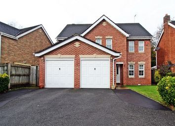 Thumbnail 5 bed detached house for sale in School Road, Miskin, Pontyclun, Rhondda, Cynon, Taff.