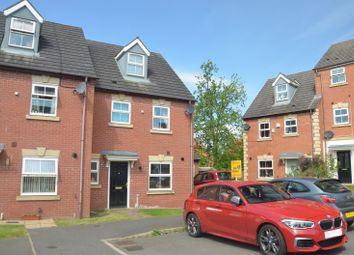 Thumbnail 4 bed property for sale in Woodyard Close, Castle Gresley