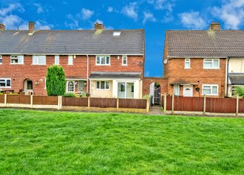 Thumbnail 3 bedroom end terrace house for sale in Irvine Road, Bloxwich, Walsall