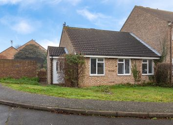 Thumbnail 2 bed semi-detached bungalow for sale in Edinburgh Drive, St. Ives, Huntingdon