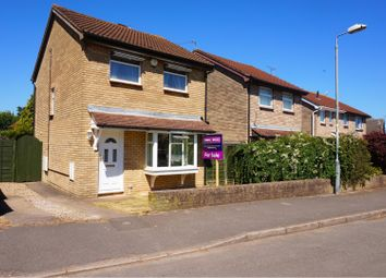Thumbnail 3 bed detached house for sale in Meadow Rise, Caldicot
