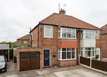 Thumbnail 3 bed semi-detached house for sale in Garths End, Fulford, York