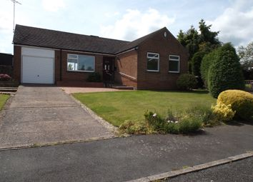 Thumbnail 2 bed detached bungalow to rent in Harpur Avenue, Ticknall, Derby