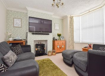 Thumbnail 2 bed terraced house for sale in Winchelsea Road, Hastings