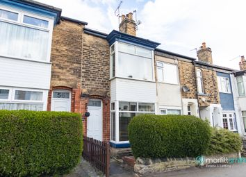 Thumbnail 2 bed terraced house for sale in Thoresby Road, Sheffield