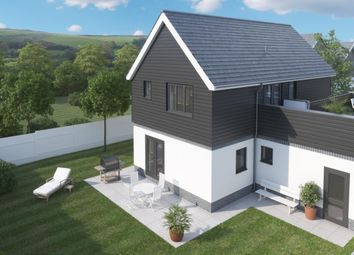 Thumbnail 3 bed detached house for sale in Bay View Close, Croyde, Braunton