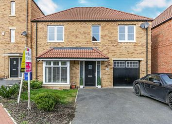 Thumbnail 4 bed detached house for sale in Green Shank Drive, Mexborough