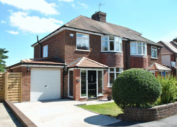Thumbnail 3 bed semi-detached house for sale in Hunters Way, York