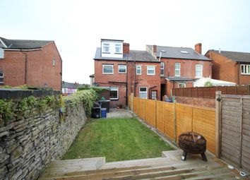 Thumbnail 4 bed terraced house for sale in Olivet Road, Sheffield