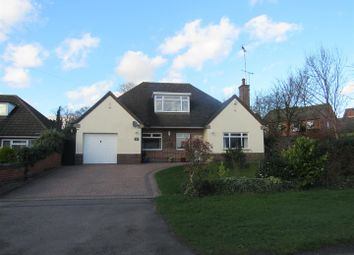 Thumbnail 3 bed detached house for sale in Copt Oak Road, Narborough, Leicester