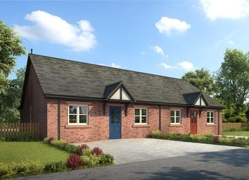 Thumbnail 2 bed semi-detached bungalow for sale in Plot 8, Thornedge Gardens, Cumwhinton, Carlisle