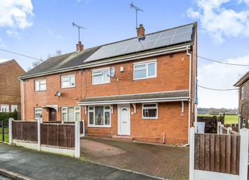 Thumbnail 3 bedroom semi-detached house for sale in Duddell Road, Smallthorne, Stoke-On-Trent