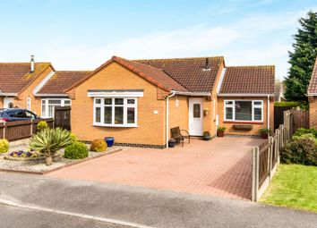 Thumbnail 3 bed detached bungalow for sale in Well Vale Drive, Chapel St. Leonards, Skegness