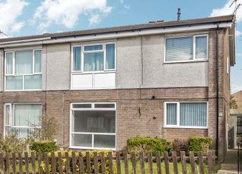 Thumbnail 2 bed flat for sale in 40 Harringdale Road, High Harrington, Workington, Cumbria