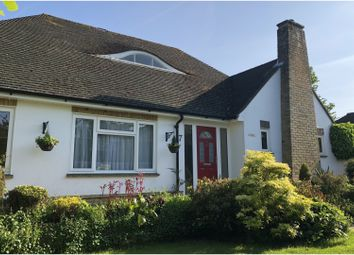Thumbnail 3 bed detached bungalow for sale in Cranmore Gardens, Aldershot