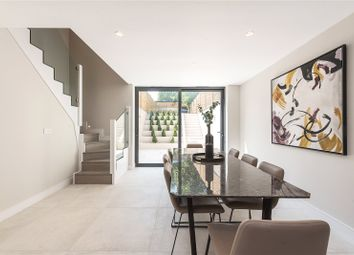 Thumbnail 4 bedroom end terrace house for sale in The Fortis Collection, 35 Eastern Road, London