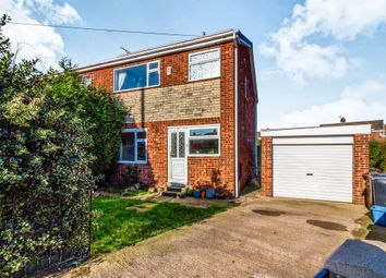 Thumbnail 3 bedroom semi-detached house for sale in Rose Close, Brinsworth, Rotherham