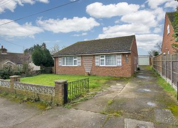Thumbnail 3 bed detached bungalow for sale in School Lane, Stourmouth, Canterbury