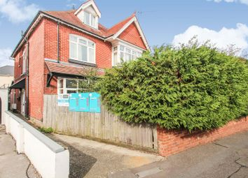 Thumbnail Flat to rent in Beresford Road, Southbourne, Bournemouth