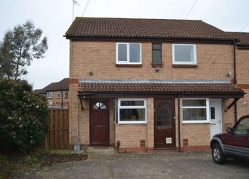 Thumbnail 1 bed flat to rent in Chestnut Close, Quedgeley, Gloucester