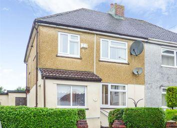 Thumbnail 3 bed semi-detached house for sale in Western Avenue, Brynmawr, Ebbw Vale, Blaenau Gwent
