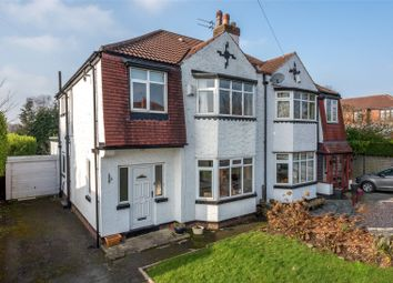 Thumbnail 3 bed semi-detached house for sale in The Quarry, Leeds, West Yorkshire