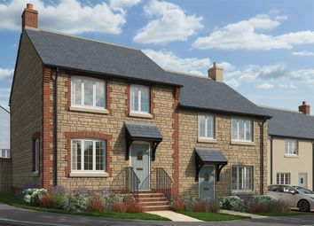 Thumbnail 3 bedroom semi-detached house for sale in Stoke Meadow, Silver Street, Calne