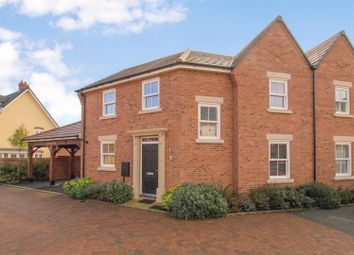 Thumbnail 3 bed semi-detached house for sale in Croxden Gardens, Bedford