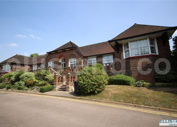 Thumbnail 1 bed property for sale in Chalet Estate, Hammers Lane, Mill Hill, London
