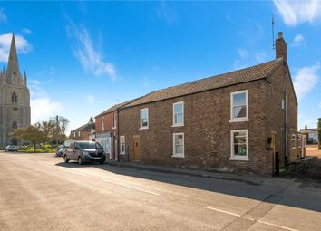 Thumbnail 3 bed end terrace house for sale in High Street, Helpringham, Sleaford, Lincolnshire