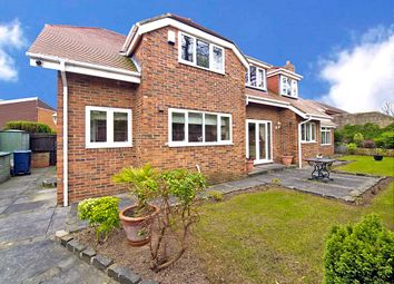Thumbnail 4 bedroom detached house for sale in Glen Path, Ashbrooke, Sunderland
