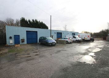 Thumbnail Light industrial for sale in Station Road, Buckley, Flintshire