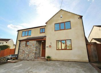 Thumbnail 4 bedroom detached house for sale in Back Lane, Kingston Seymour, Clevedon