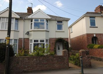 Thumbnail 4 bed end terrace house for sale in 4 Bedroom End Terraced House, Abbey Road, Barnstaple