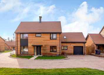 Thumbnail 4 bed detached house for sale in Gratton Chase, Dunsfold, Godalming, Surrey