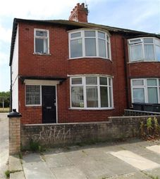 Thumbnail 3 bedroom property for sale in Melville Road, Blackpool