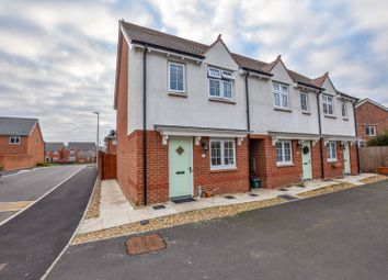 Thumbnail 2 bed town house for sale in Kings Meadow, Farndon, Chester