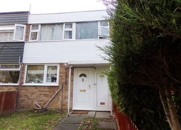Thumbnail 3 bed terraced house for sale in Cullen Place, Bletchley, Milton Keynes
