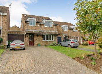 Thumbnail 4 bed detached house for sale in Sevenfields, Highworth, Swindon